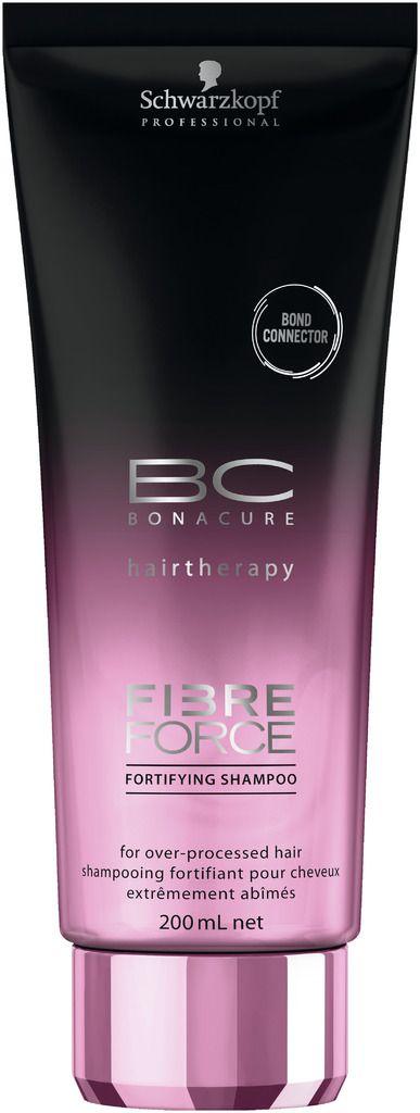 Schwarzkopf Professional Schwarzkopf Bc Bonacure Fibre Force Shampoo