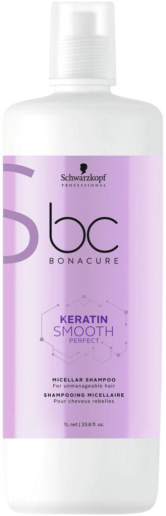 Schwarzkopf Professional Schwarzkopf Bc Keratin Smooth Perfect Shampoo