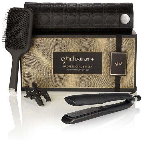 ghd healthier styling Geschenkset (platinum+)