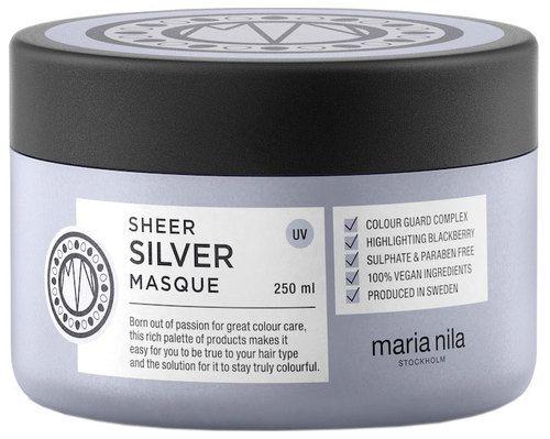 Maria Nila Sheer Silver Masque 250ml