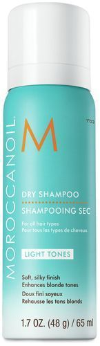 Moroccanoil Trockenshampoo für helles Haar - 65 ml