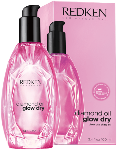 Redken Diamond Oil Glow Dry - 100ml