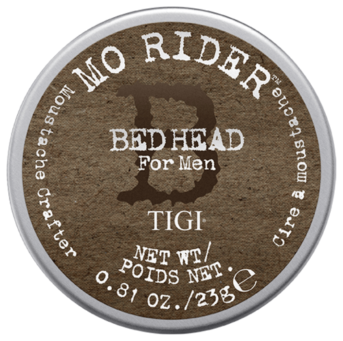tigi bed head for men mo rider moustache crafter. Black Bedroom Furniture Sets. Home Design Ideas