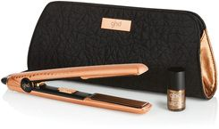 ghd Copper Luxe V Gold Styler Premium Gift Set